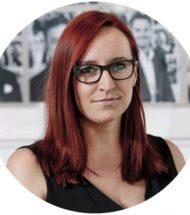 Kate Edson, HR Manager